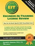 Engineering-in-Training License Review, Newnan, Donald G., 1576450147