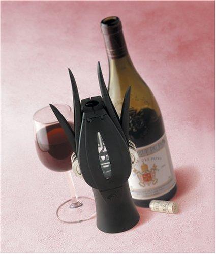 vacu vin winemaster corkscrew black home kitchen good shoppr. Black Bedroom Furniture Sets. Home Design Ideas