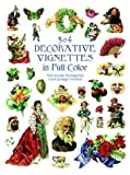 504 Decorative Vignettes in Full Color, , 0486404676