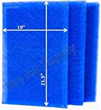 RAYAIR SUPPLY – Dynamic CT500 Replacement Filter Pads (3 Pack) For Sale