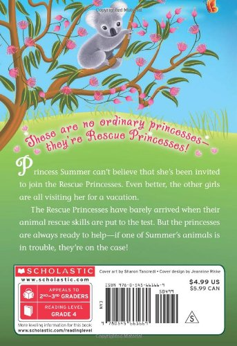 Rescue Princesses #11: the Rainbow Opal by Scholastic Paperbacks (Image #1)