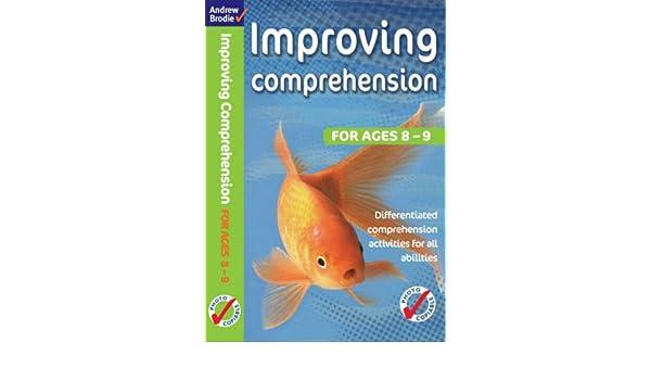 Improving Comprehension 8-9: Andrew Brodie: 9780713689808: Amazon ...