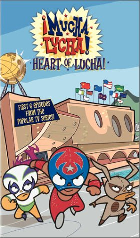 ¡Mucha Lucha! – Heart of Lucha [Latino][DVD 5]
