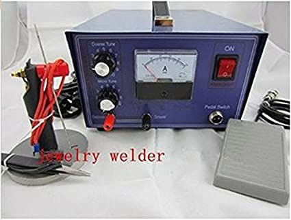 400W 50A Jewelry laser welding machine mini Spot Welding machine Gold  Silver (220V)