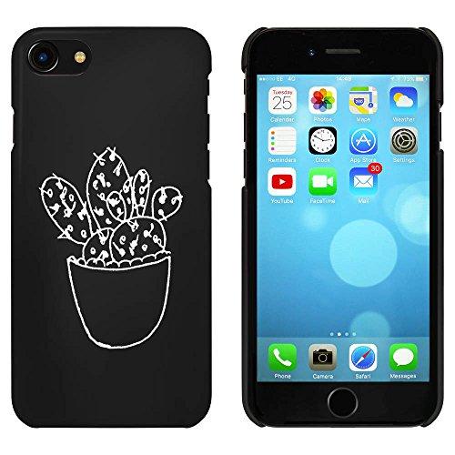 Noir 'Cactus' étui / housse pour iPhone 7 (MC00064765)