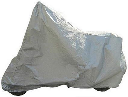 Cubiertas protectoras de la motocicleta llenas Anti UV a prueba de polvo a prueba de lluvia cubierta de la lluvia cubierta de la motocicleta transpirable al aire libre tienda de campa/ña