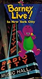 VHS : Barney Live! In New York City [VHS]
