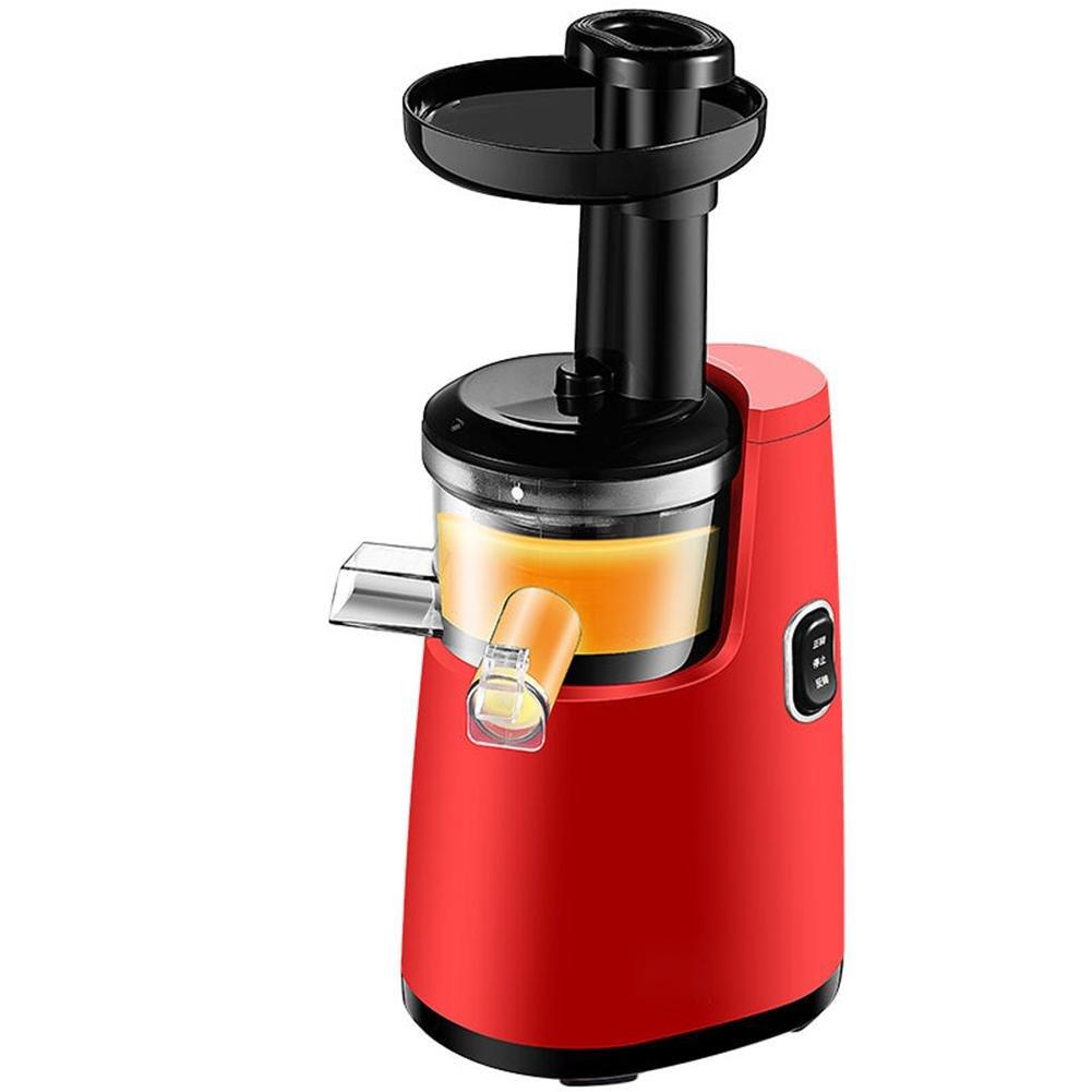 Juicer Máquina de zumo de apriete lento Inteligente Multi ...