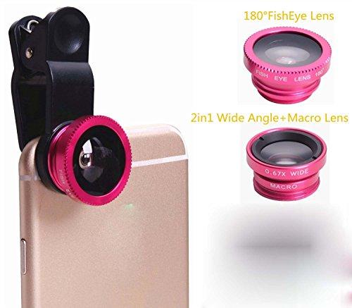 Universal Clip Lens (Pink) - 4