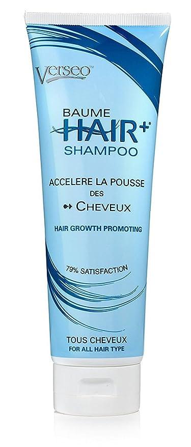 Veana Claude Campana Hair Plus Shampoo - acelerador de crecimiento del cabello, 1er Pack (