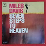 MILES DAVIS Seven Steps To Heaven LP Vinyl VG++ Cover VG+ CL 2051 Columbia 2 EYE