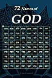 72 Names of GOD - Lined Journal: Diary Notebook 72
