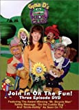 Gina D's Kids Club: Join the Fun - Three Episode DVD