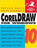 CorelDRAW 10 for Windows and Macintosh, Phyllis Davis and Steve Schwartz, 0201773511