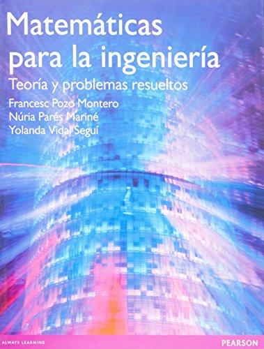 Descargar Libro Matematicas Para La Ingeniería Francesc Pozo
