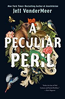 Book Cover: A Peculiar Peril (The Misadventures of Jonathan Lambshead (1))