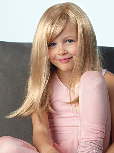 #4206 Miley (Children's Wig) (Creamy Blond) 51QCZLarUYL