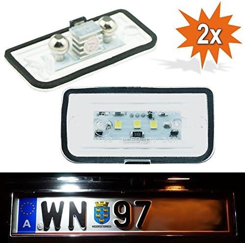 Do Led W203 4d Led Kennzeichenbeleuchtung Auto