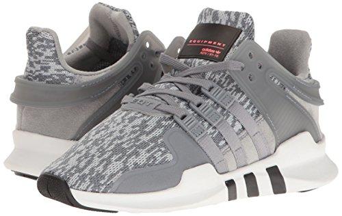 adidas Originals Boys' EQT Support ADV J Running Shoe, Tech Grey/White, 5.5 M US Big Kid by adidas Originals (Image #6)