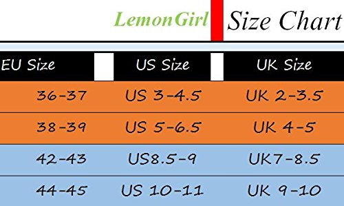 Slippers Breathable Slippers Comfort Women's House Causal and LemonGirl Blue Soft Men's Cqp8T