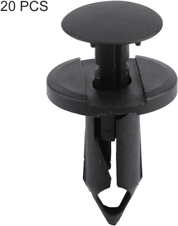 200 PCS Aramox Les garde-boues automatiques /évase la fermeture de clips de passage de roue de pare-chocs pour la d/écouverte ANR2224