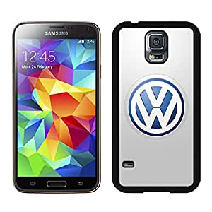 Samsung Galaxy S5 i9600 Case,Volkswagen logo 5 Black For Samsung Galaxy S5 i9600 Case