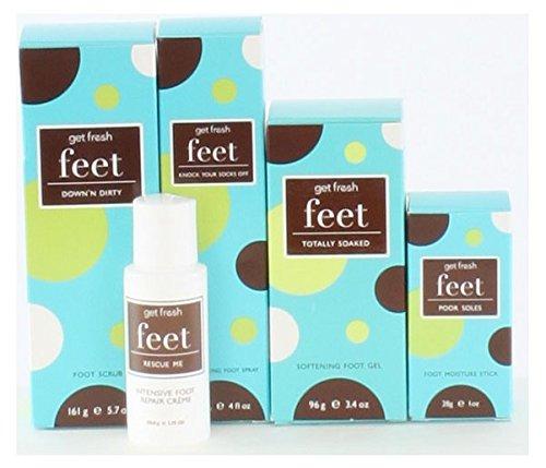 Get Fresh Feet Gift Set