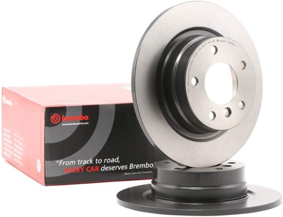 Brembo 08.A205.11 Bremsscheibe COATED DISC LINE