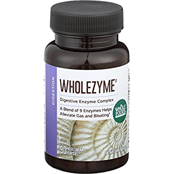 Amazon.com: Puritans Pride Super Strength Multi Enzyme-120 Caplets ...