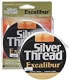 Silver Thread AN40 Bulk Spook Fishing Line-3000 Yards (Silver, 10-Pound Test) For Sale