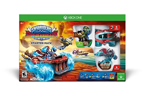 Skylanders SuperChargers Starter Pack - Xbox One by Microsoft (Image #1)