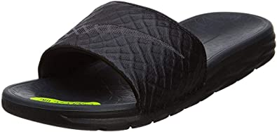 excusa templo Interacción  Amazon.com | Nike Men's Benassi Solarsoft Slide Athletic Sandal | Sandals