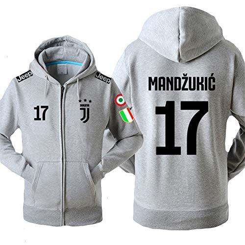 Soccer Per Ronaldo Ragazzi Lunga No Felpa Manica Clubround Da Uomo Juventus 7c E No 17 Calcio Neck Donna wInt4tSqPZ