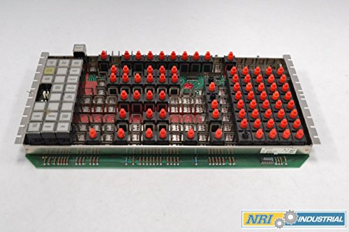 Pcb Keyboard Assembly - HONEYWELL 101SW1-4-H MICRO KEYBOARD ASSEMBLY PCB CIRCUIT BOARD B327620