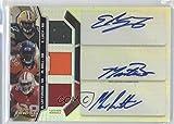 Eddie Lacy; Montee Ball; Marcus Lattimore #2/10 (Football Card) 2013 Topps Finest - Triple Autograph Triple Relic #TATR-LBL
