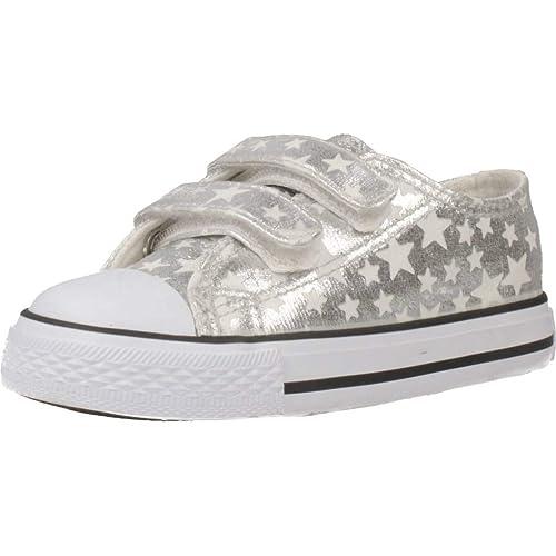 Zapatillas para niña, Color Gold, Marca CONGUITOS, Modelo Zapatillas para Niña CONGUITOS JVS14115 Gold: Amazon.es: Zapatos y complementos
