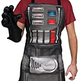 Star Wars Darth Vader Oven Glove and Kitchen Apron Set
