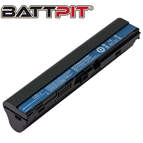 Battpit™ Laptop/Notebook Battery for Acer Aspire V5-123-3466 Aspire V5-123-3659 Aspire V5-123-3848 Aspire V5-123-3472 Aspire V5-123-3634 (4400 mAh / 49Wh) by Battpit®