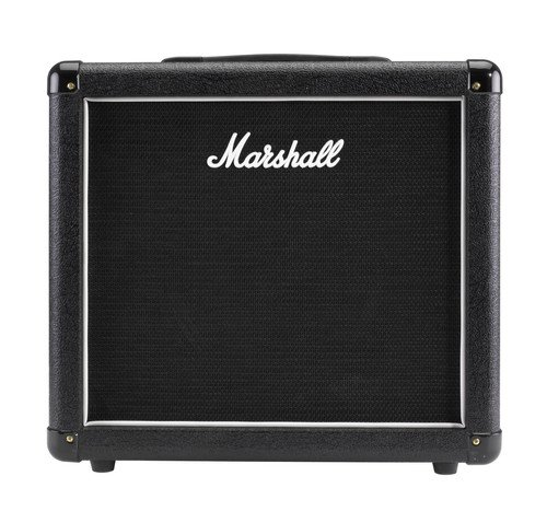 Marshall MX Series MX112 1 x 12 Inches 80 Watt Guitar Amplifier Speaker Cabinet by Marshall Amps