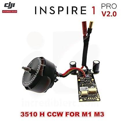 Amazon com: DJI Inspire 1 PRO V2 0 Drone WM610 3510 H