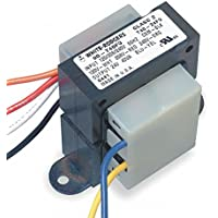 White-rodgers Class 2 Transformer, 40 VA Rating, 120/208/240VAC Input Voltage, 24VAC Output Voltage - 1 Each