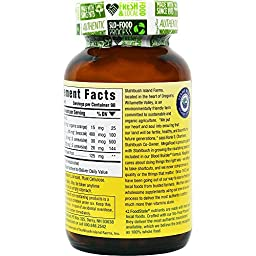 MegaFood - Blood Builder, Energy Boosting Iron Supplement, 90 Tablets