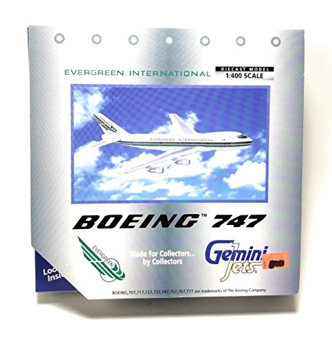 AIRCRAFT MODEL 139 EVERGREEN INTERNATIONAL BOEING B-747-212BSF for sale  Delivered anywhere in USA