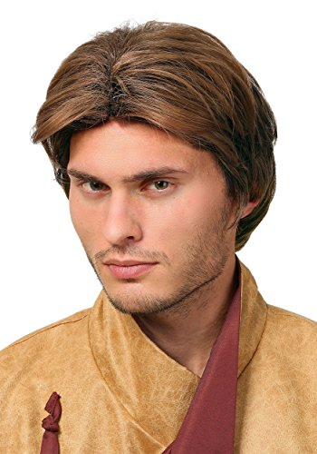 King Slayer Costume (Men's King Slayer Wig Standard)