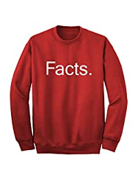 Indica Plateau Facts. Crewneck Sweatshirt