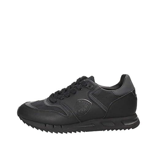Blauer Uomo Sneaker Memphis Nero MOD. MEMPHIS06CAL 45