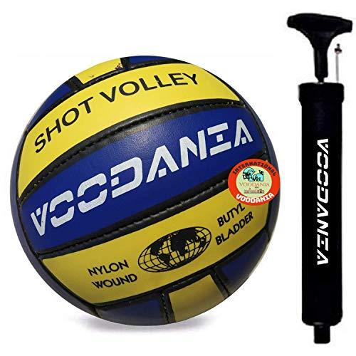 VOODANIA LEAGUE FINE TRIPPLE LAYERED Volleyball, Size 5,  Multicolour