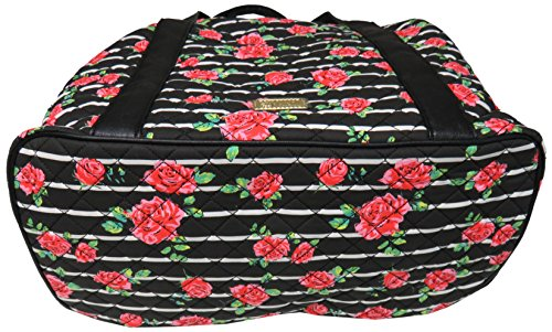 Luv Betsey Women's Playyr Quilted Weekender Rose Luggage by Luv Betsey (Image #2)