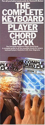 The Complete Keyboard Player Chord Book (Keyboards)