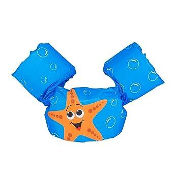AIMENGTE - Chaleco de natación para niños y bebés, discos ...